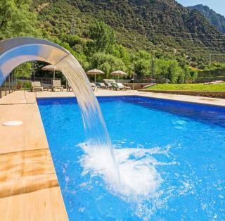 Hotel Castellarnau Pool