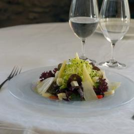 Castellarnau Hotel restaurant