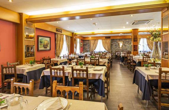 Restaurant Hotel Castellarnau