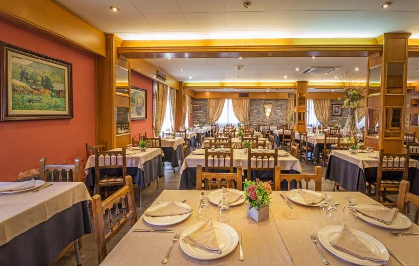 Restaurante Hotel Castellarnau