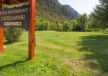 Mini golf et practice de golf
