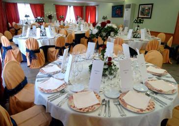 Salles de réunion / banquet