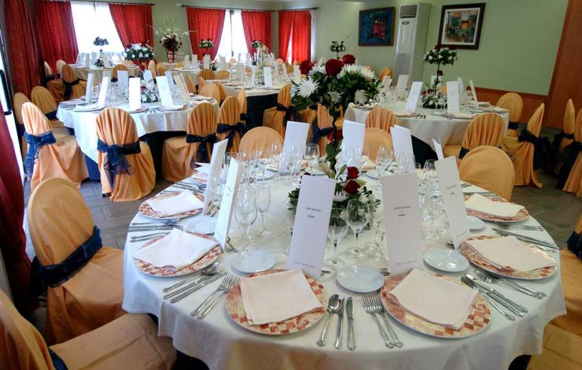 Salas de reuniones / banquetes